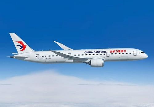 самолет China Eastern